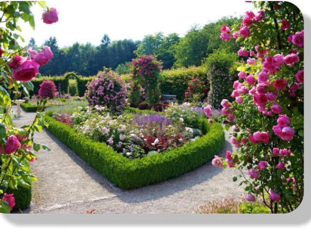 Garten der Sinne