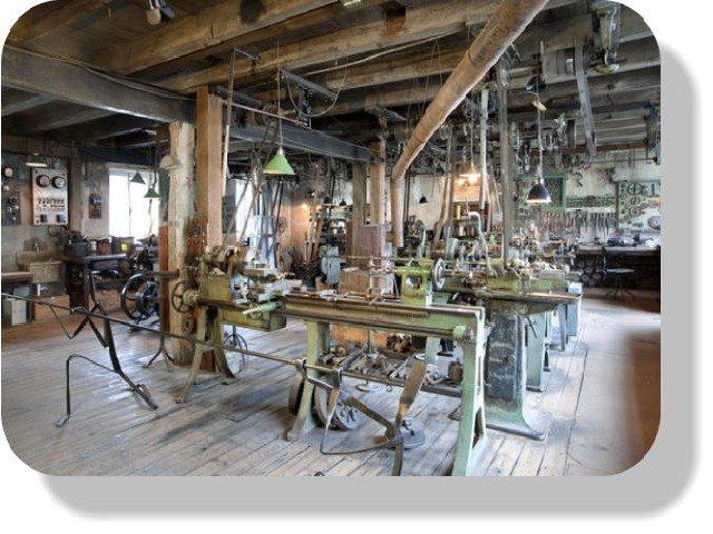 Feinmechanisches Museum Fellenbergmühle